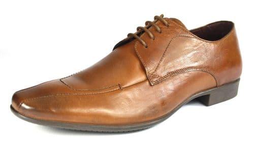 POD Como Tan Pointed Toe Mens Shoes